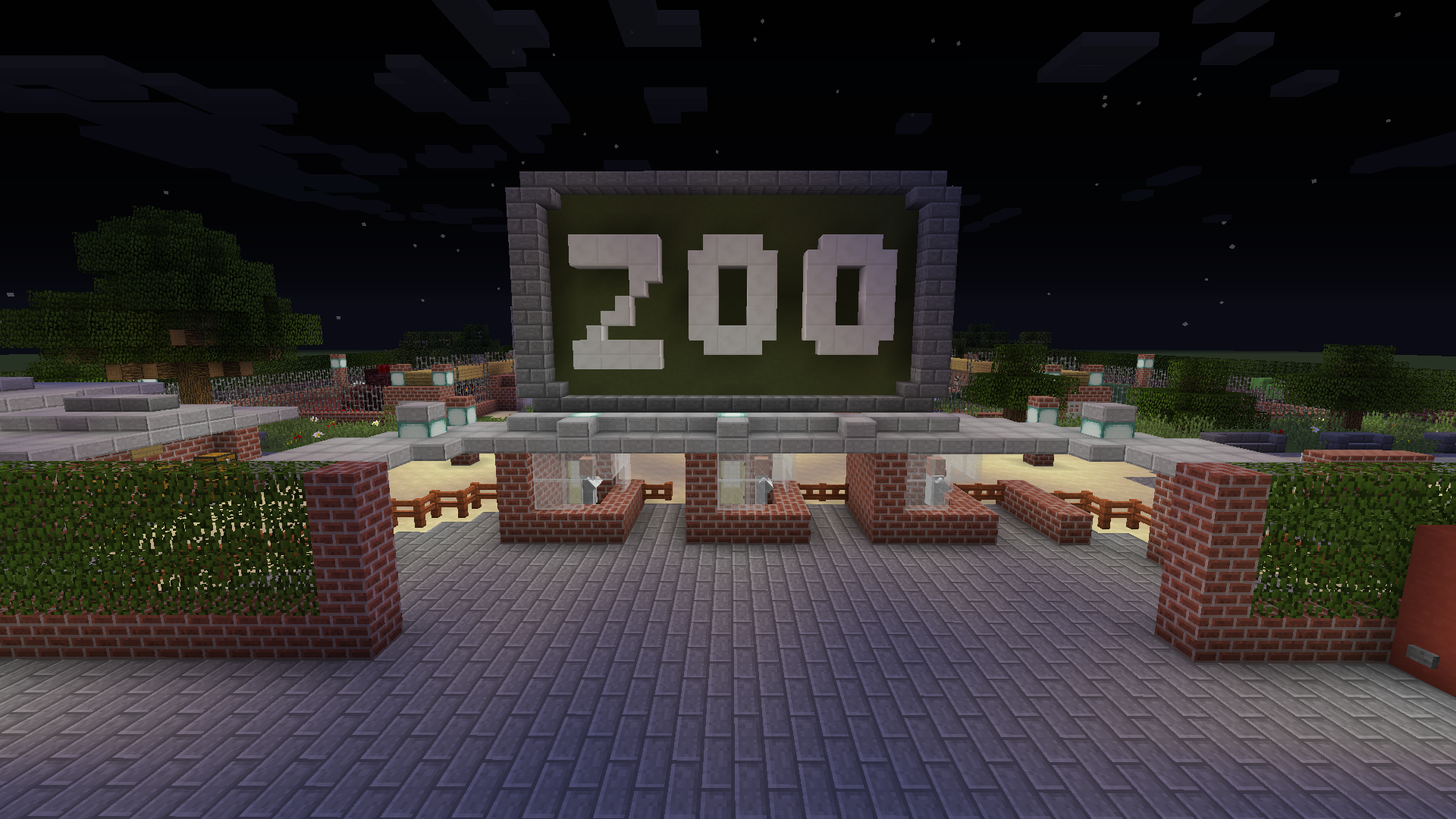 Minecraft Zoo - Maps - Mapping And Modding  Java Edition - Minecraft Forum