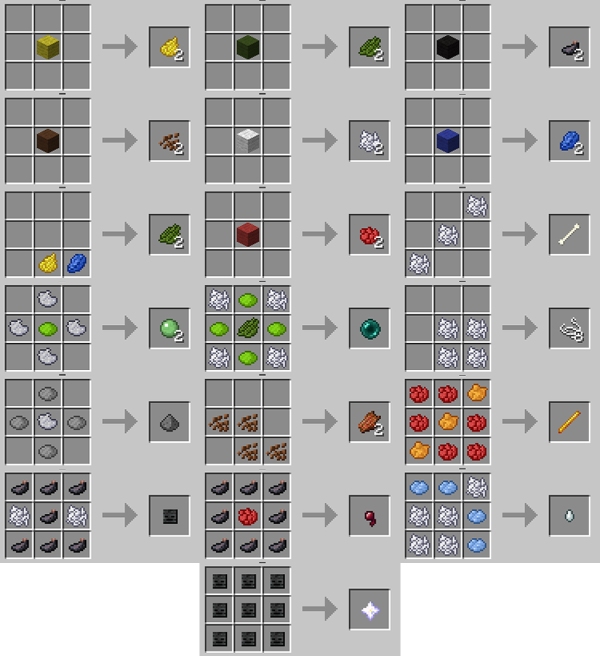 Peaceful To Dye For Minecraft Mods Mapping And Modding