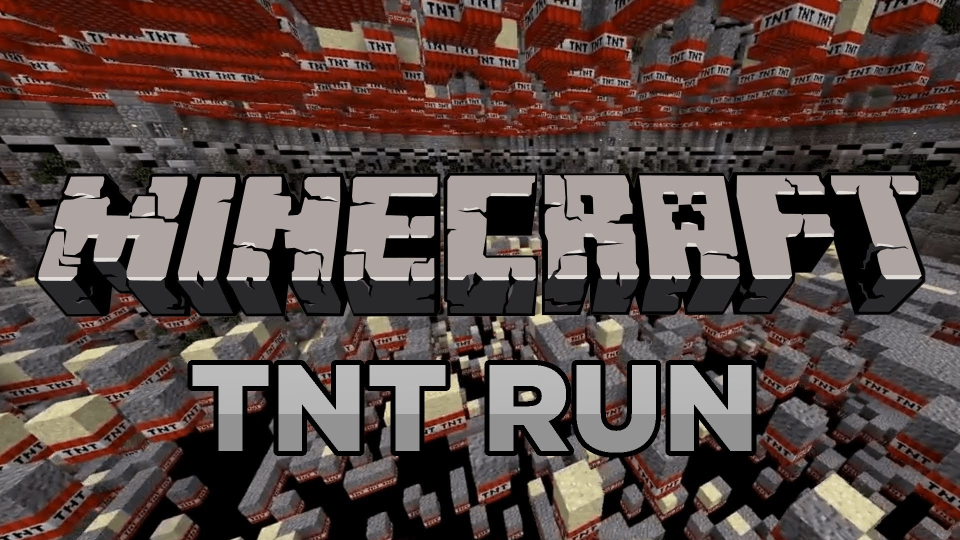 Minecraft TnT Run | Mi...