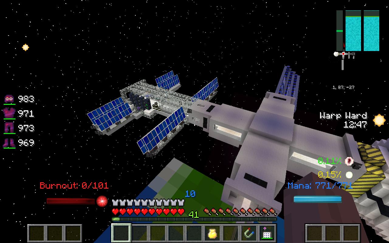 Galacticraft 3.0.12 6,400,000+ Downloads! - Minecraft ...