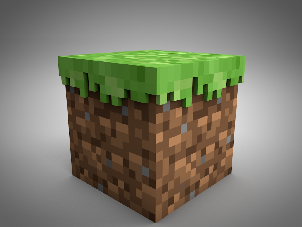 Minecraft Extruded Model Pack v1 - Other Fan Art - Fan Art - Show Your Creation - Minecraft