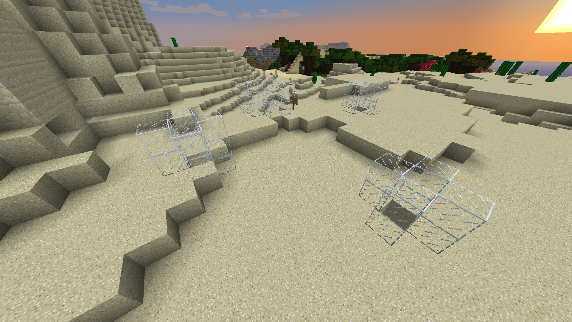 how to build a iron golem farm
