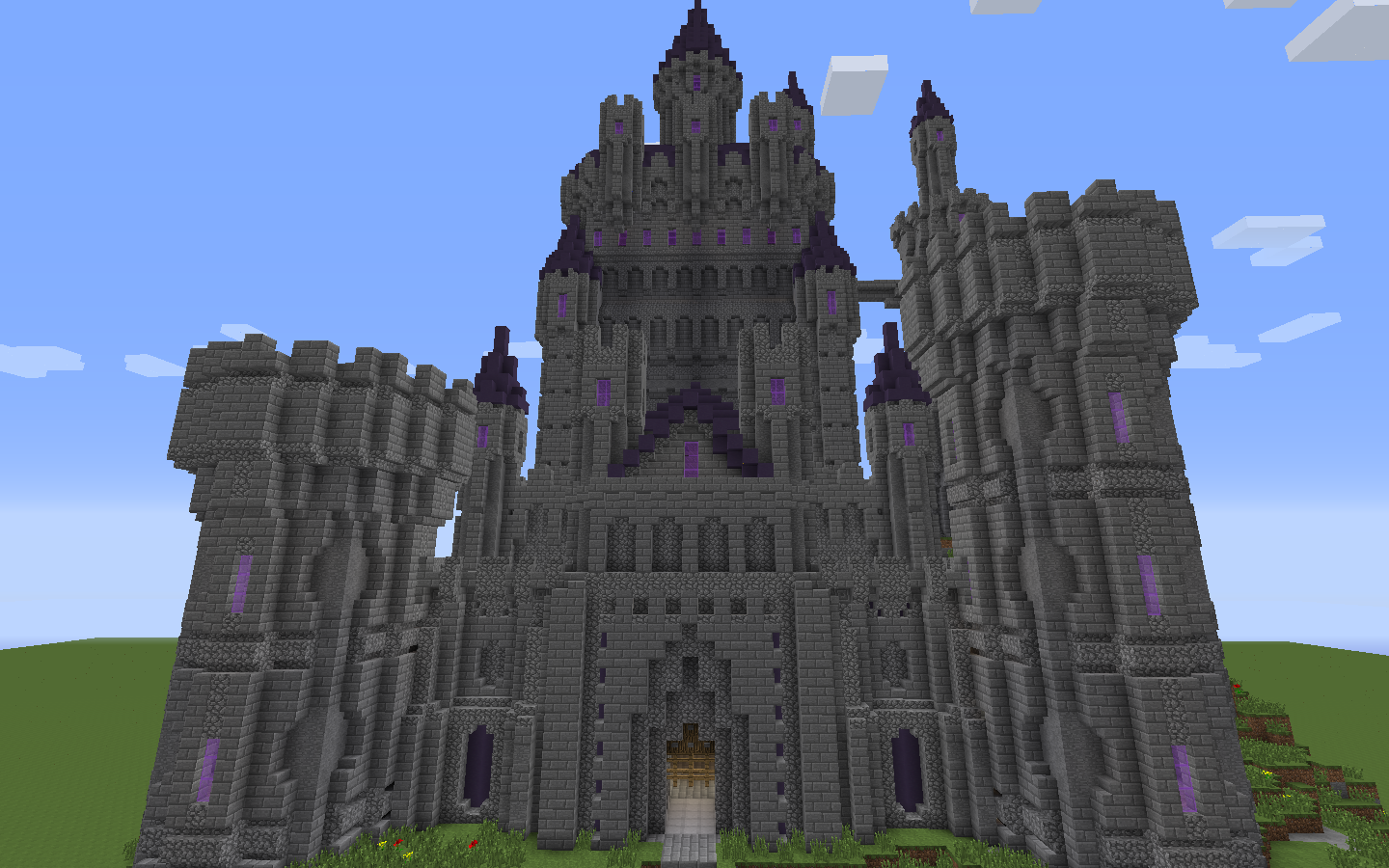 Looking for spawn castle interior building assistance server recruitment servers java for Minecraft exterior wall design