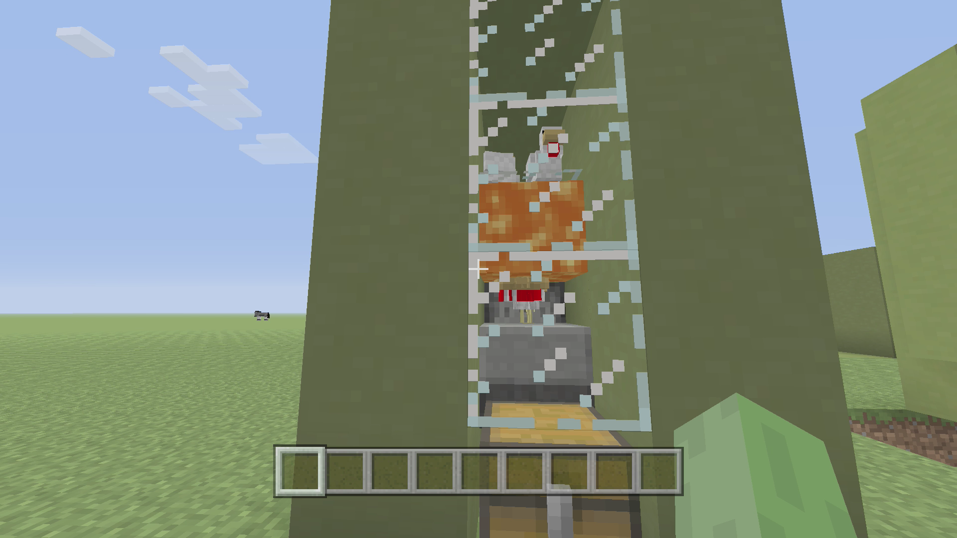 how to get chicken eggs in minecraft