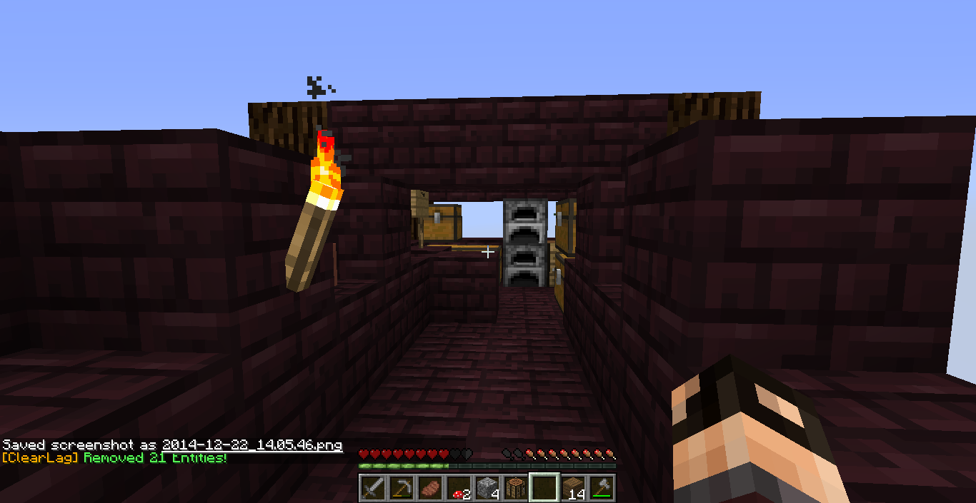how to start a faction in minecraft