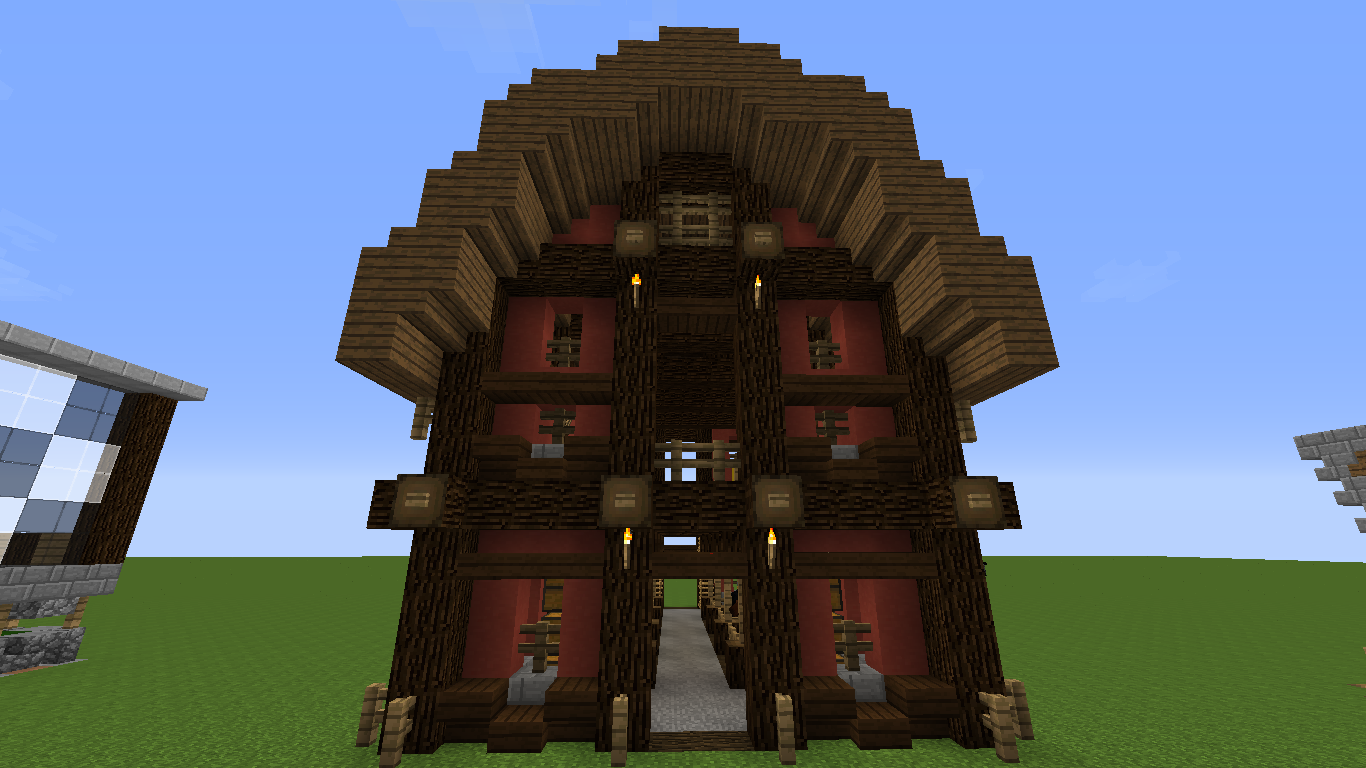 minecraft desert house designs with 2326700 Do You Like This Barn I Built on 1997263 Post Pic Of Best House Infrastructure You Build In as well  likewise Kargeth Medieval City World Preject moreover Ultimate Guide To Turning Minecraft Into A Game Of Thrones Sandbox as well Small And Simple But Beautiful House.