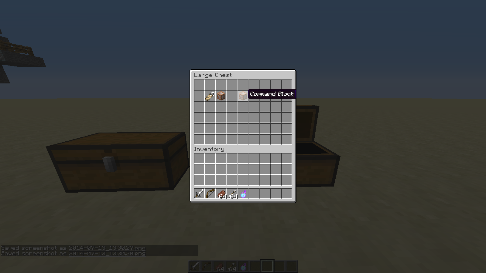 how to build a command block in minecraft