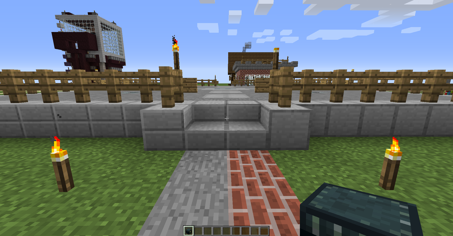 stone slab minecraft