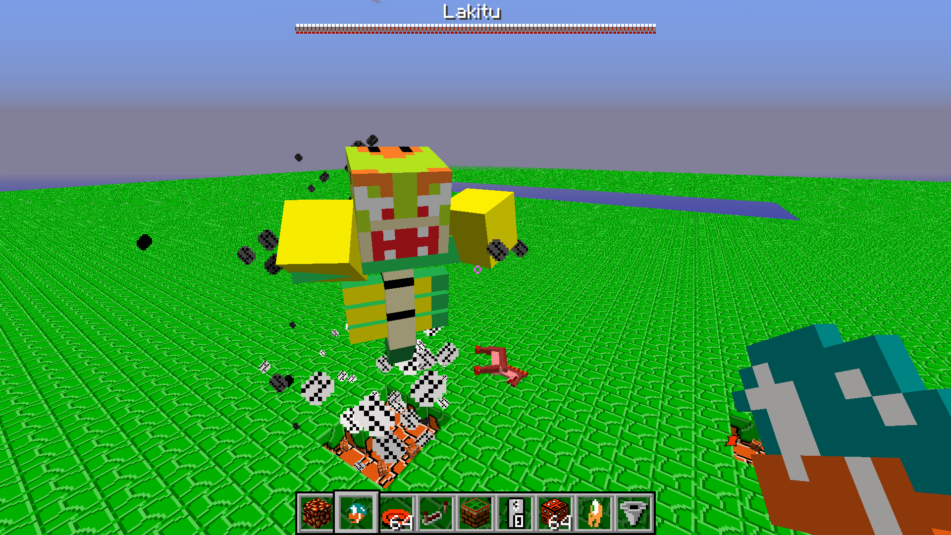 minecraft jr, a mario texture pack - Resource Packs - Mapping and Modding: Java Edition ...