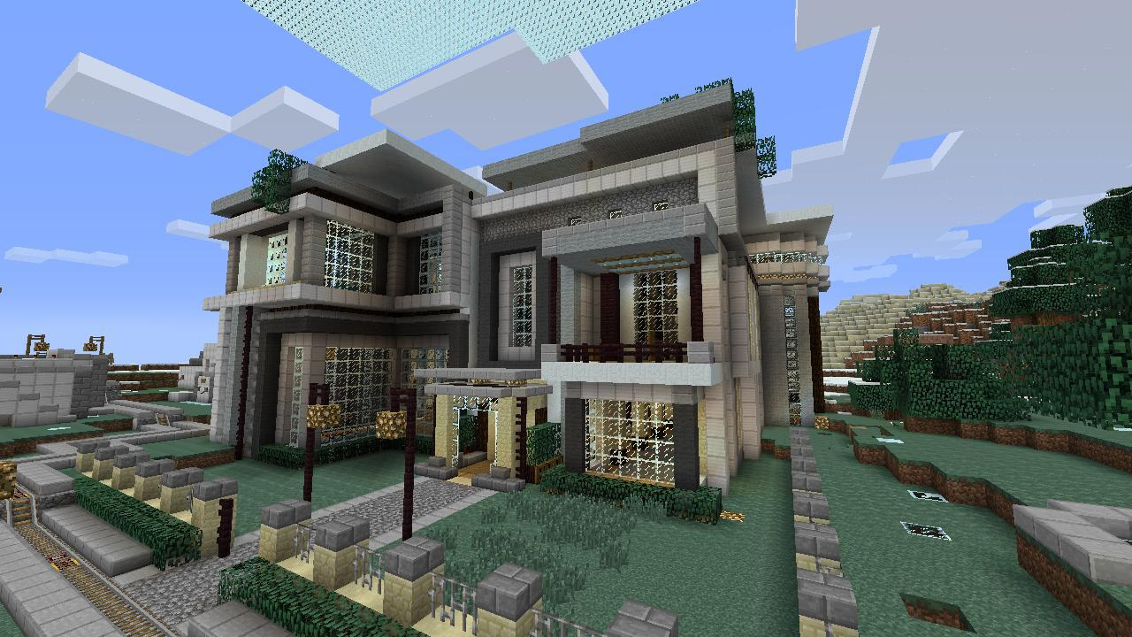 Builders needed for server please apply for Modern house minecraft xbox 360 edition