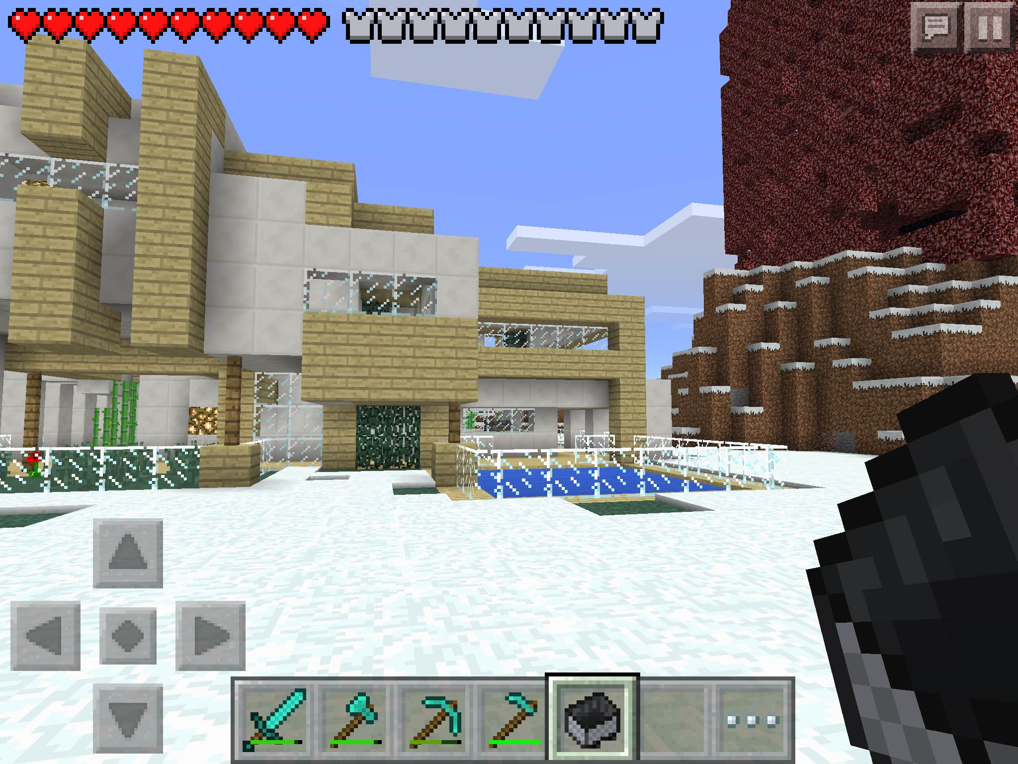 MP survival modern house+DOWNLOD - MP: Maps - Minecraft ... - ^