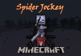 the_minecraft_spider_jockey_by_lazulichaos-d4az2ip