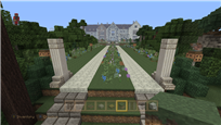 salisbury house minecraft