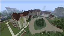 salisbury house minecraft 4