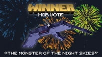 The Monster of the Night Skies