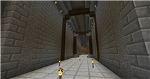 Decorating the tunnel survival mode minecraft java for Minecraft foyer ideas