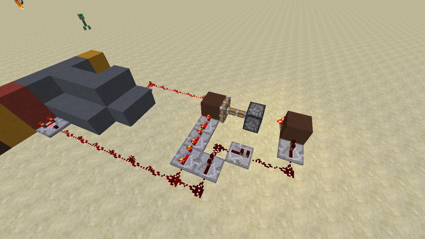 Item-Frame With Item Switch - Redstone Creations - Redstone ...