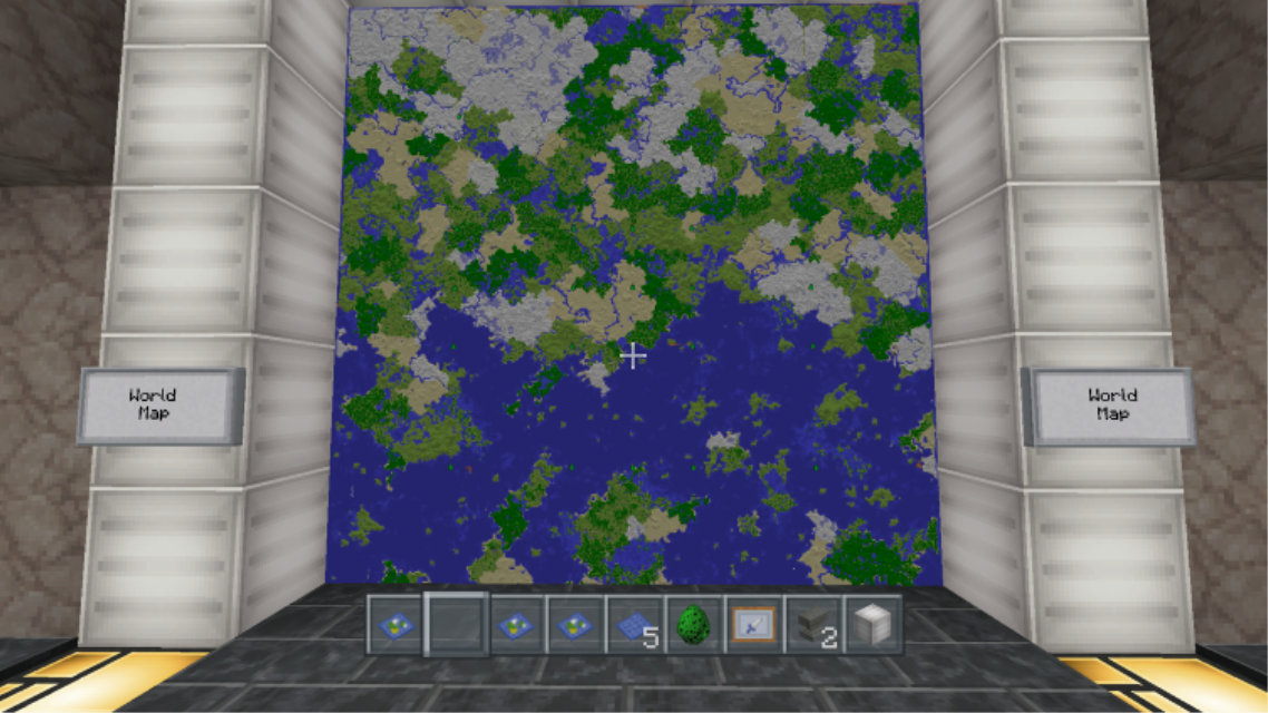 My favorite seed from xbox 360 is even better on xbox one with world map gumiabroncs Images