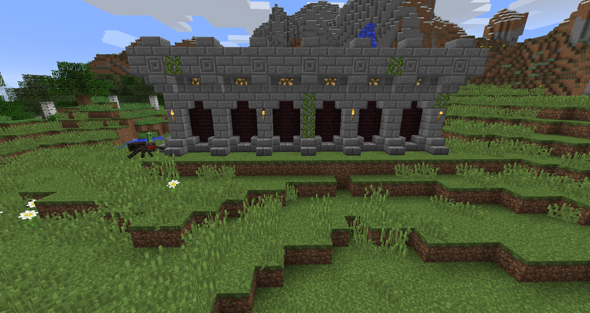 My Survival World Castle Idea Thread Survival Mode Minecraft