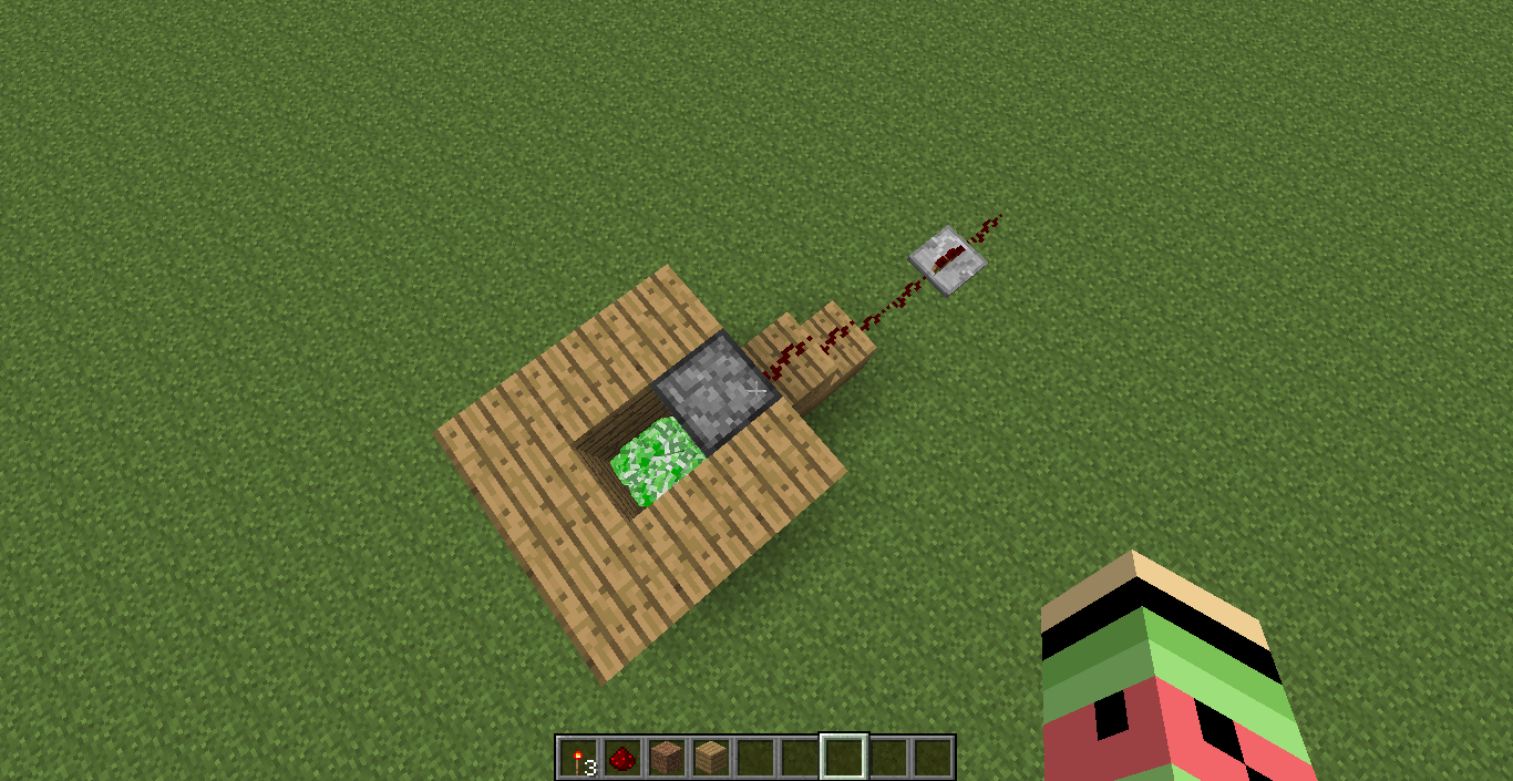 Minecraft Custom Crafting With Droppers