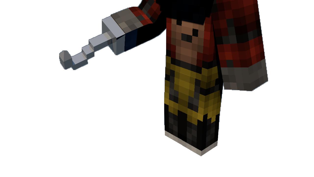 Minecraft Fnaf Toy Foxy Skin Wow Blog - Foxy skins fur minecraft