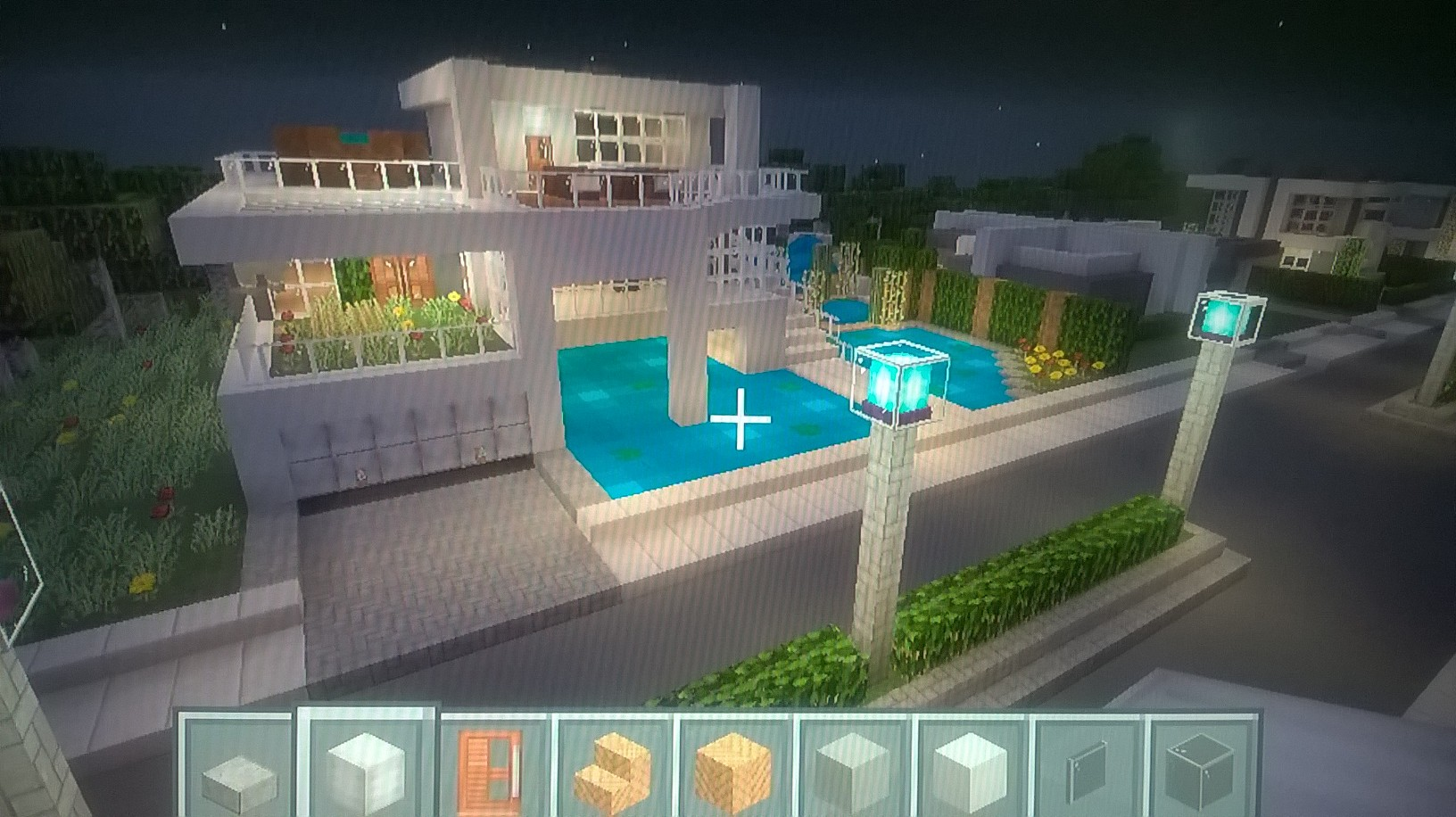 minecraft ps3 houses