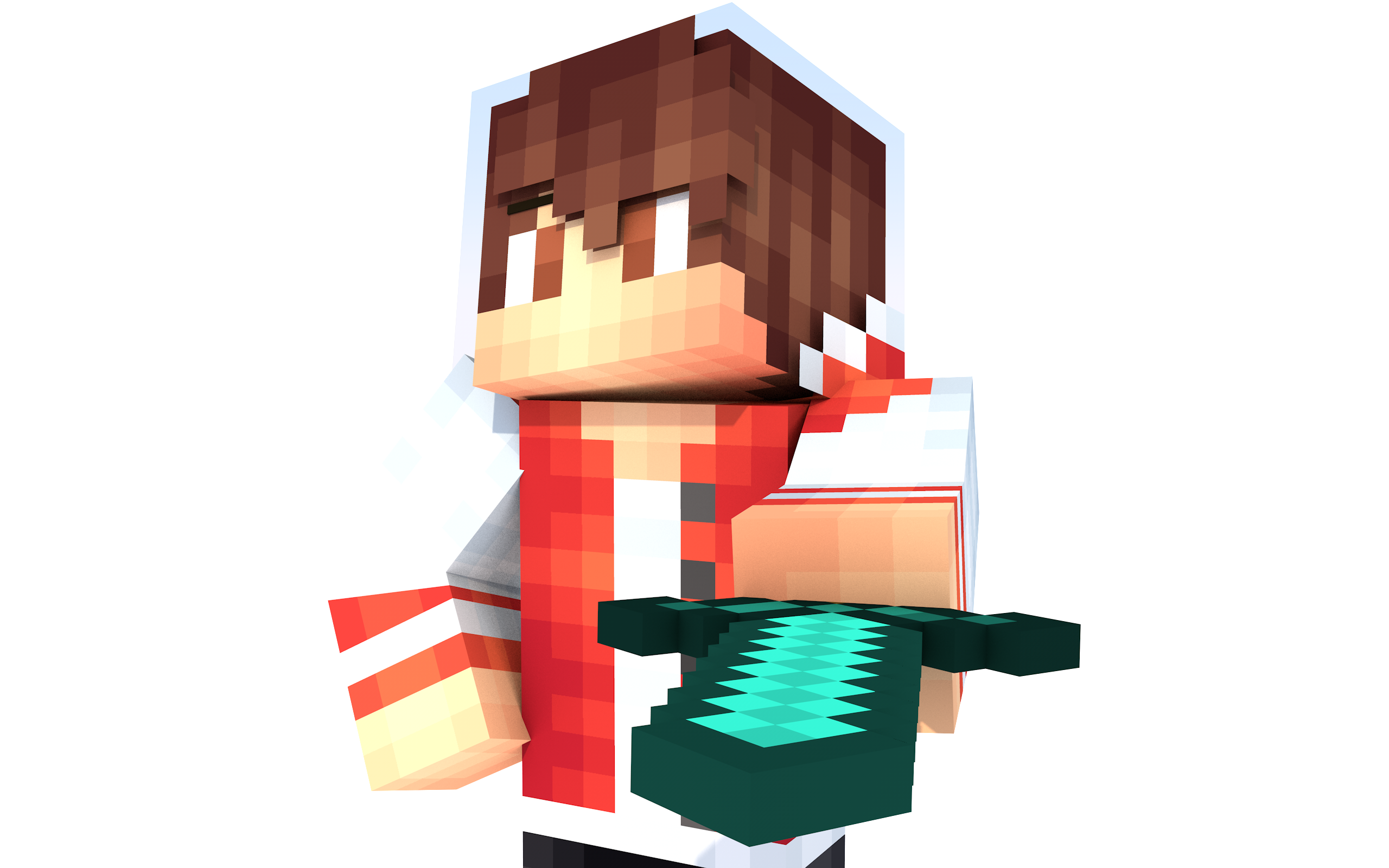 4d skin for minecraft