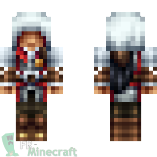 Minecraft Spielen Deutsch Assassin Skins Fr Minecraft Bild - Skin para minecraft pe de assassins creed