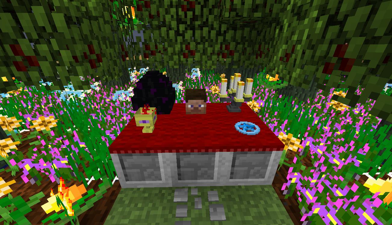 Altar power minecraft