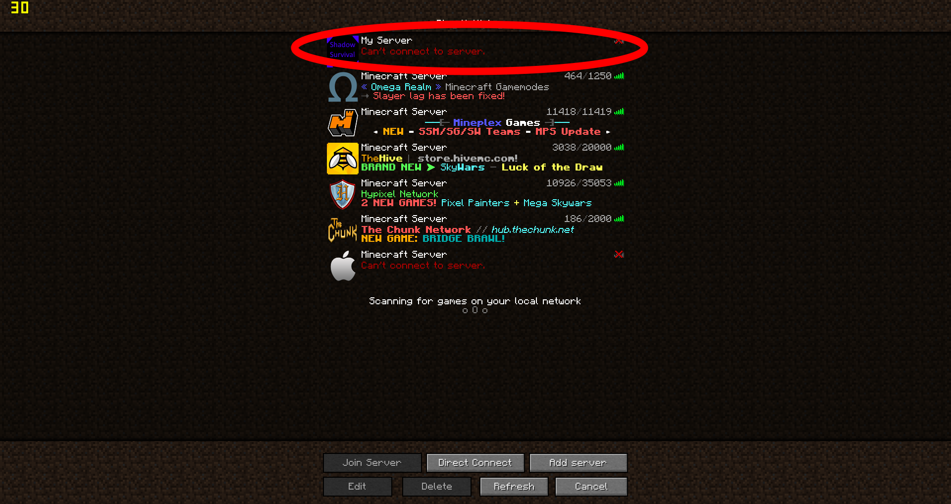 Sexycraft server ip