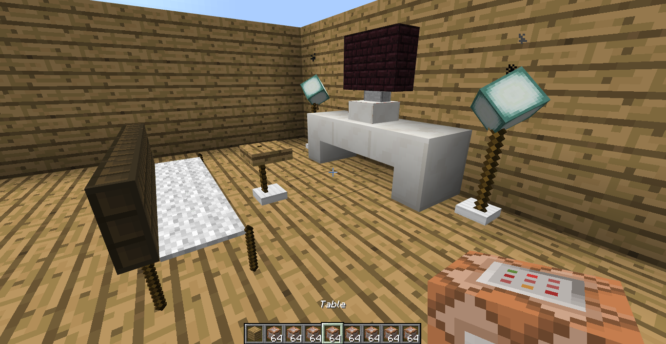 how to make a couch in minecraft. Modren Make 20150806_163330 Intended How To Make A Couch In Minecraft I