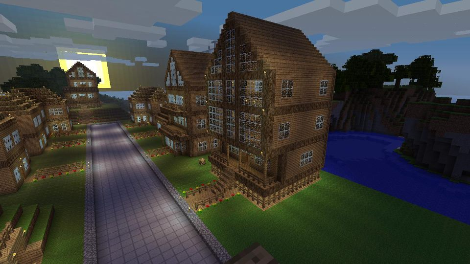 Want To Be Staff In A New Towny Server Server Recruitment. Minecraft Xbox  360 Edition House Ideas ...