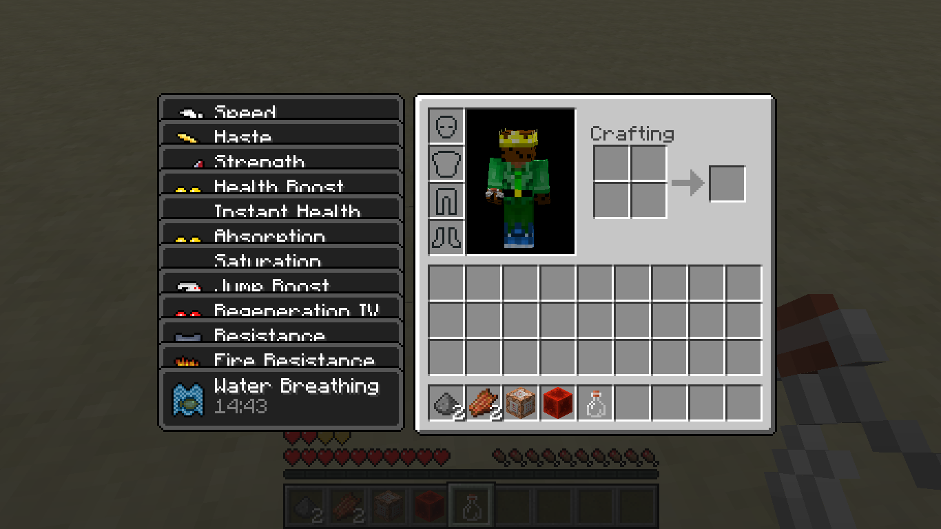 How to Make an OP Potion (Copy and Paste Command) - Redstone ...