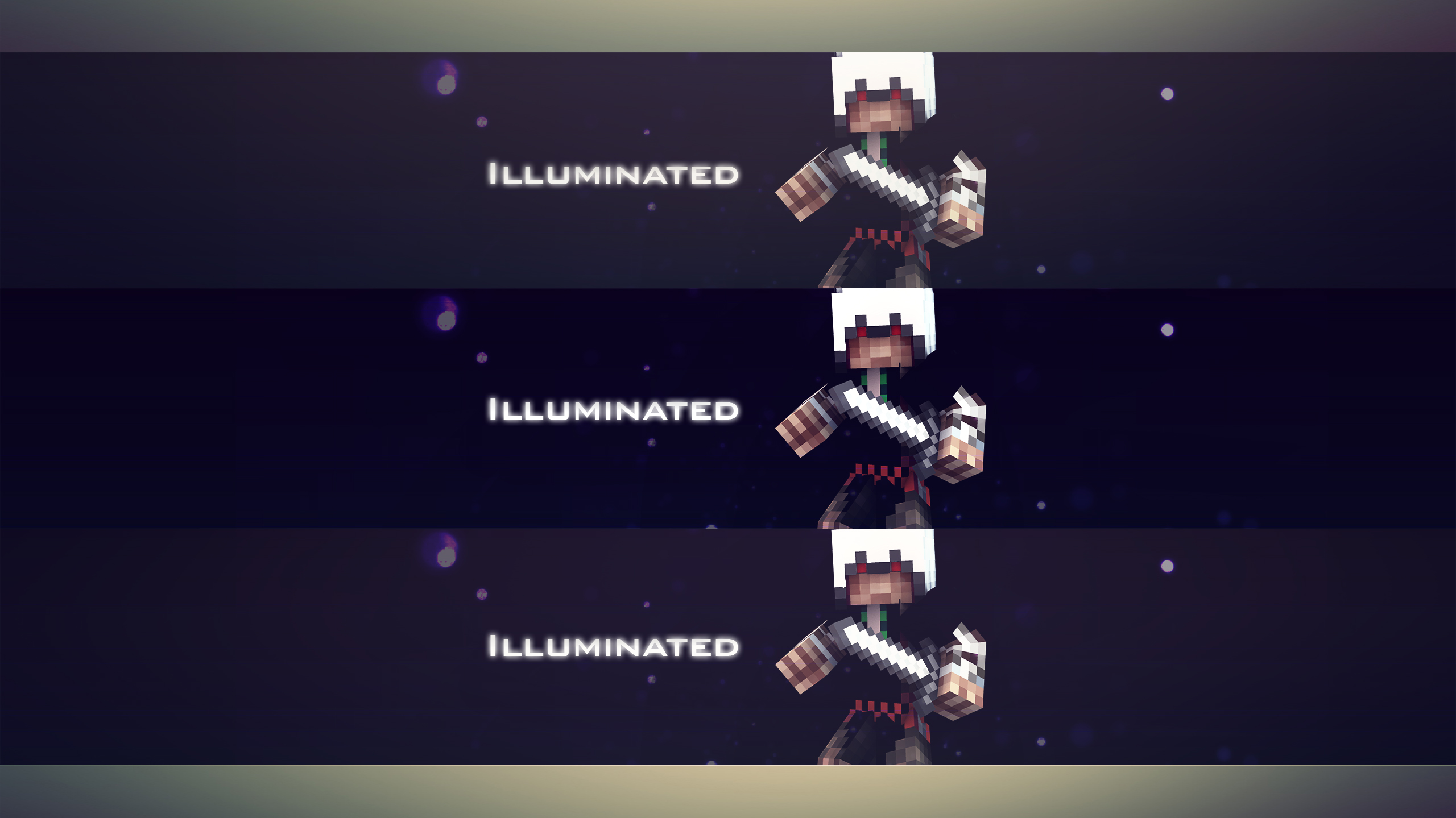 Illuminated R16 Banner 3x