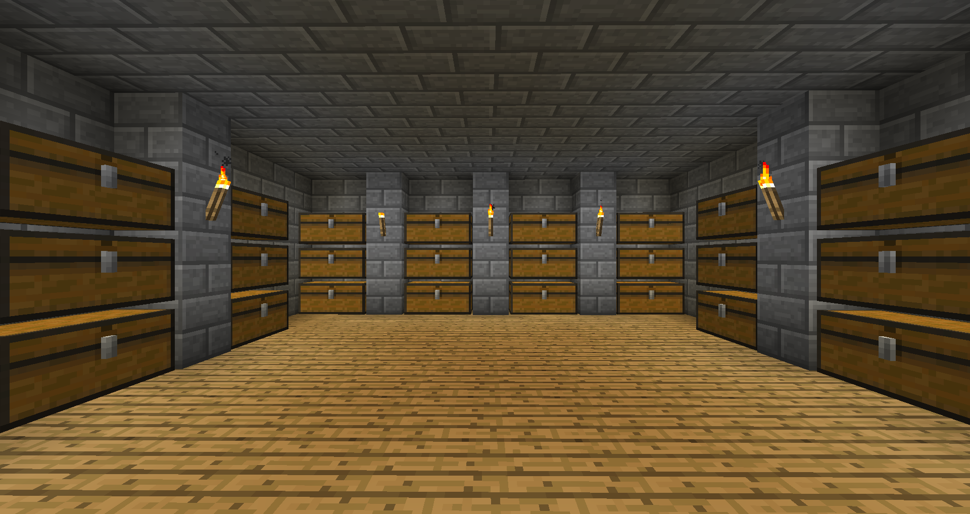 How To Make A Hidden Underground Room In Minecraft