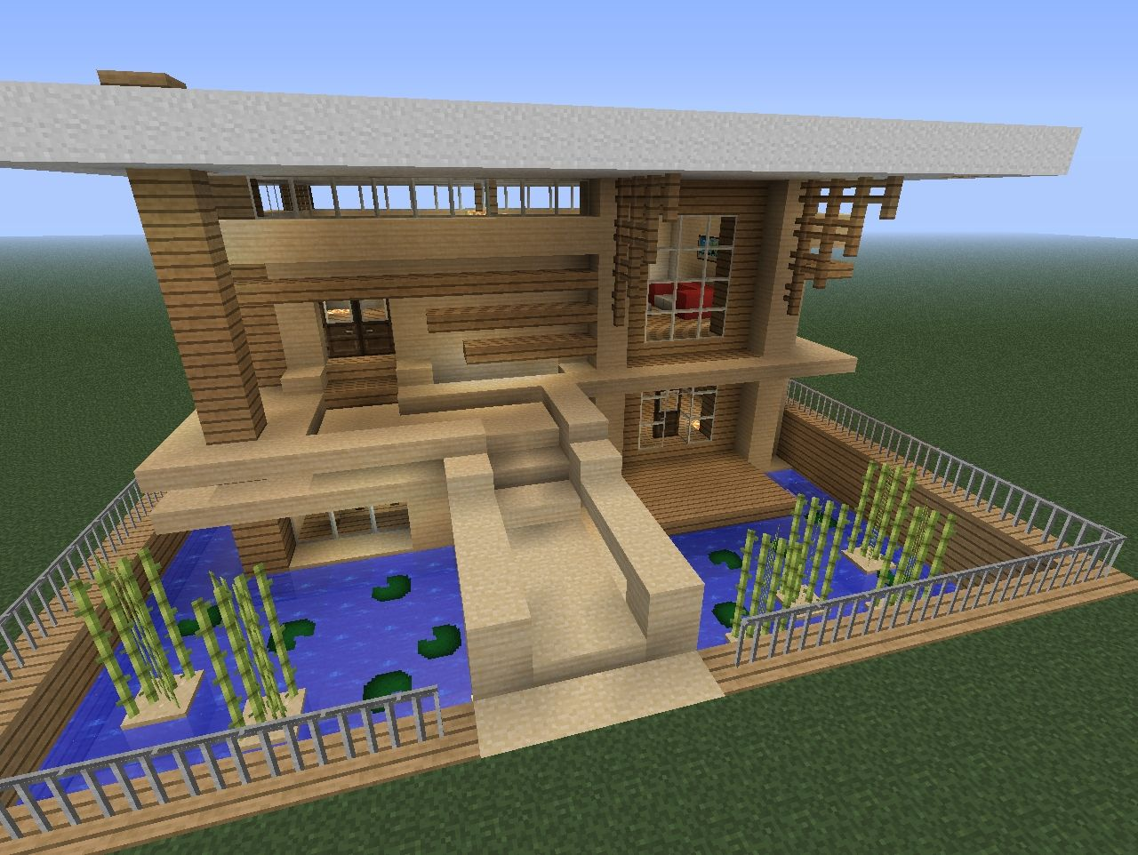 Cool Modern House Help (Need Cool Person or Awesome Builder ...