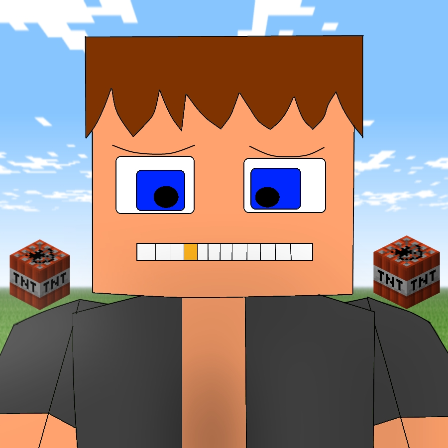 Minecraft Shirt Skin RLDM - Skin para minecraft or