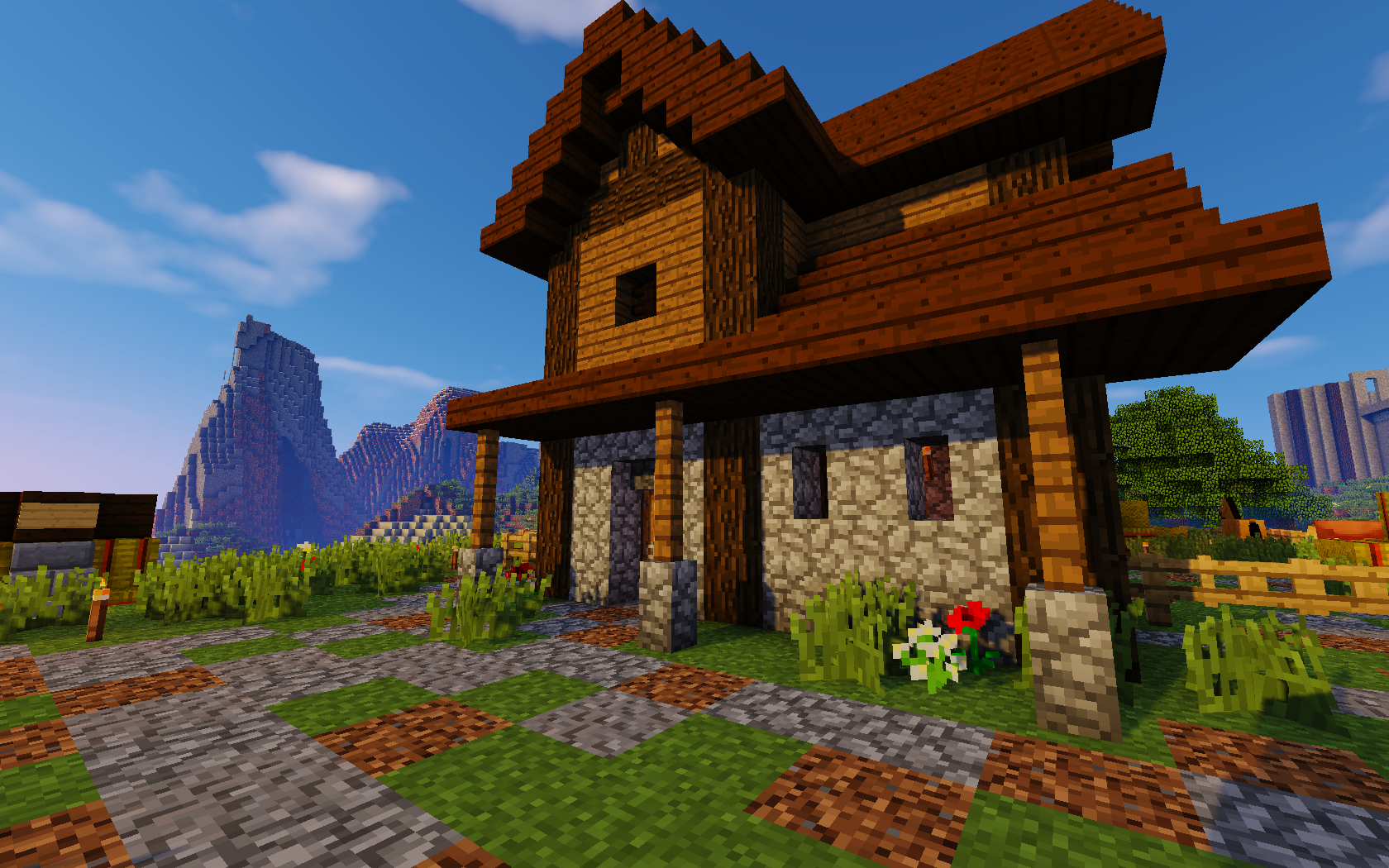 Minecraft Survival: Stable Home - Screenshots - Show Your ...