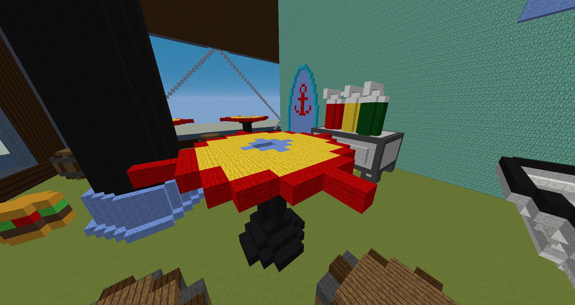 Скачать карты для пряток в Minecraft 1.2.10