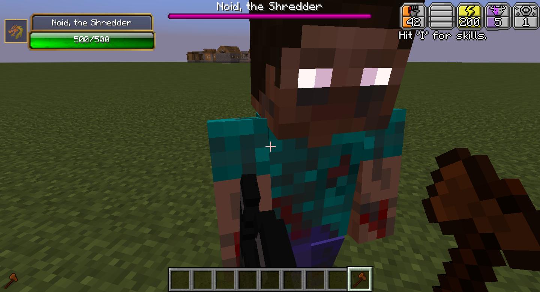 MineStormRed the Encounter Modpack Mod Packs Minecraft