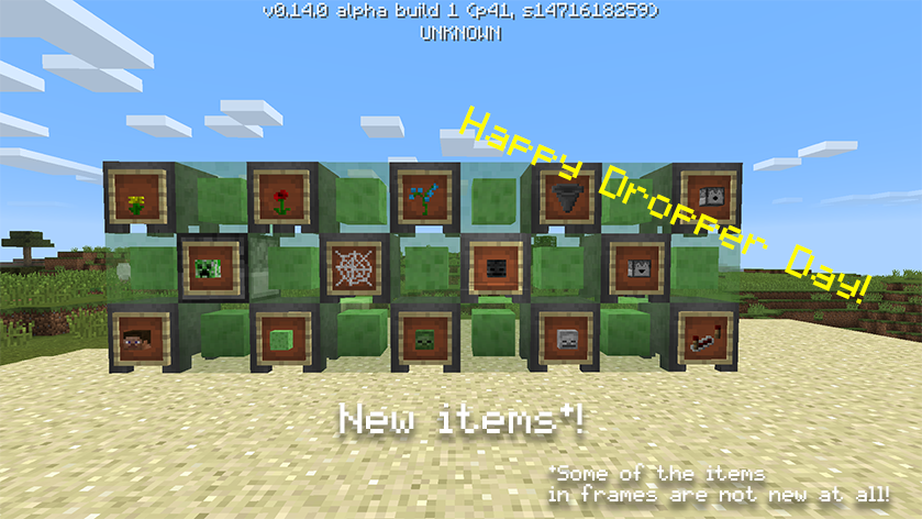 Minecraft: pocket edition 0. 14. 0 now available for android, ios.
