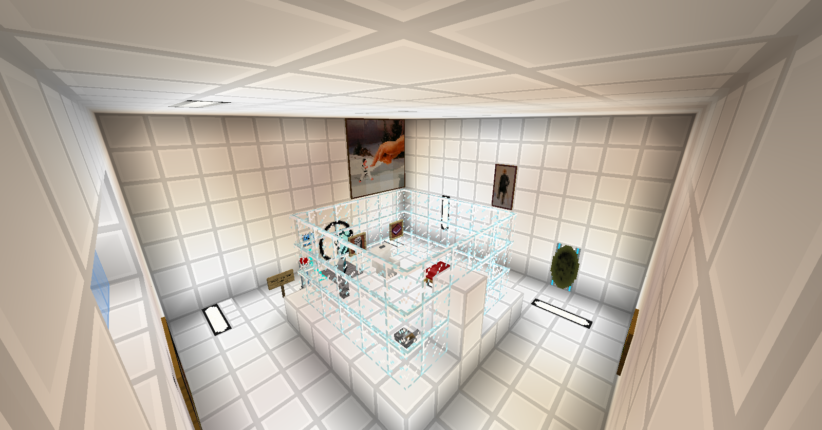 Minecraft Portal Map by ZeRedMedic - Maps - Mapping and Modding ...