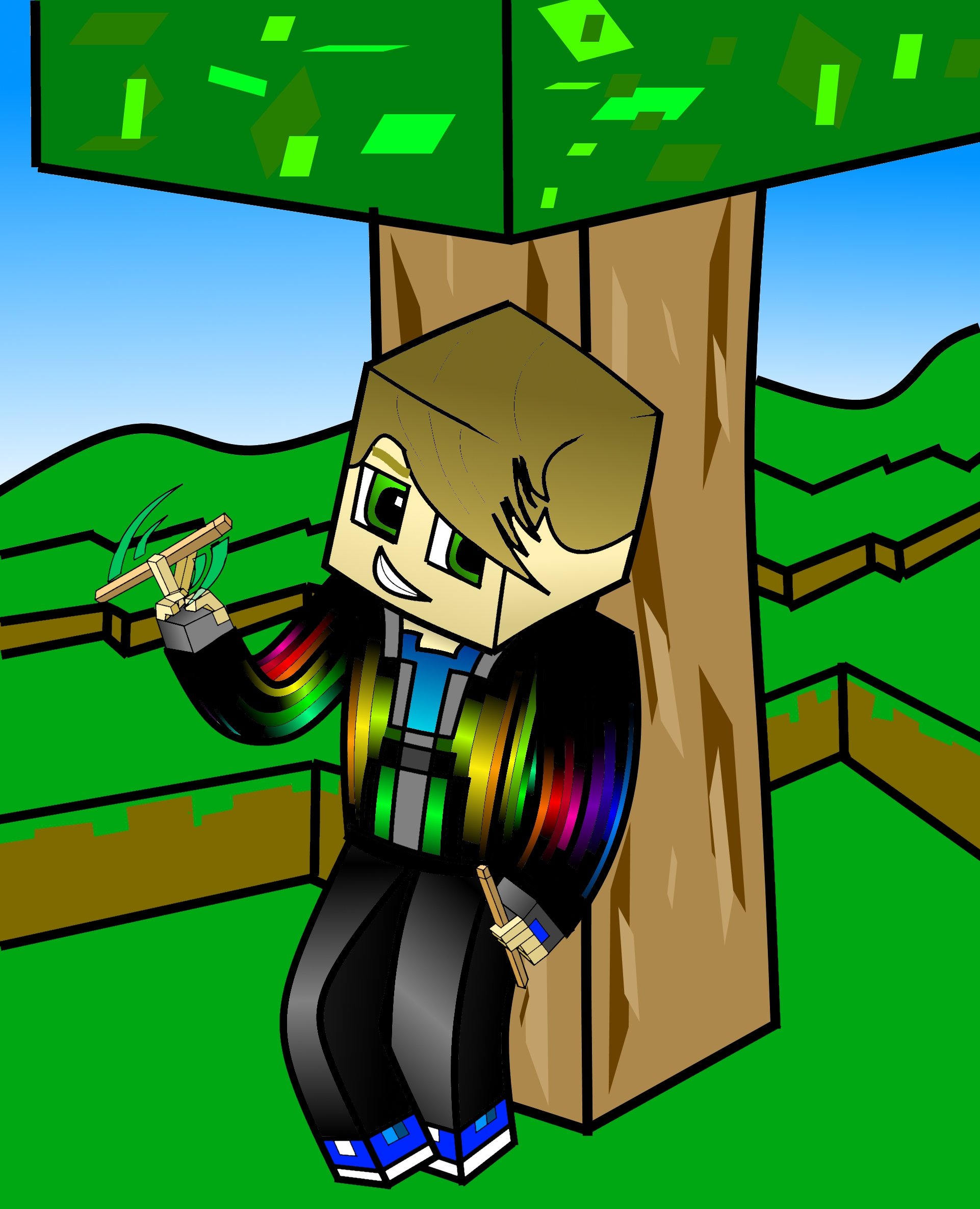Skins from Cartoons for Minecraft PE - Apps on Google Play