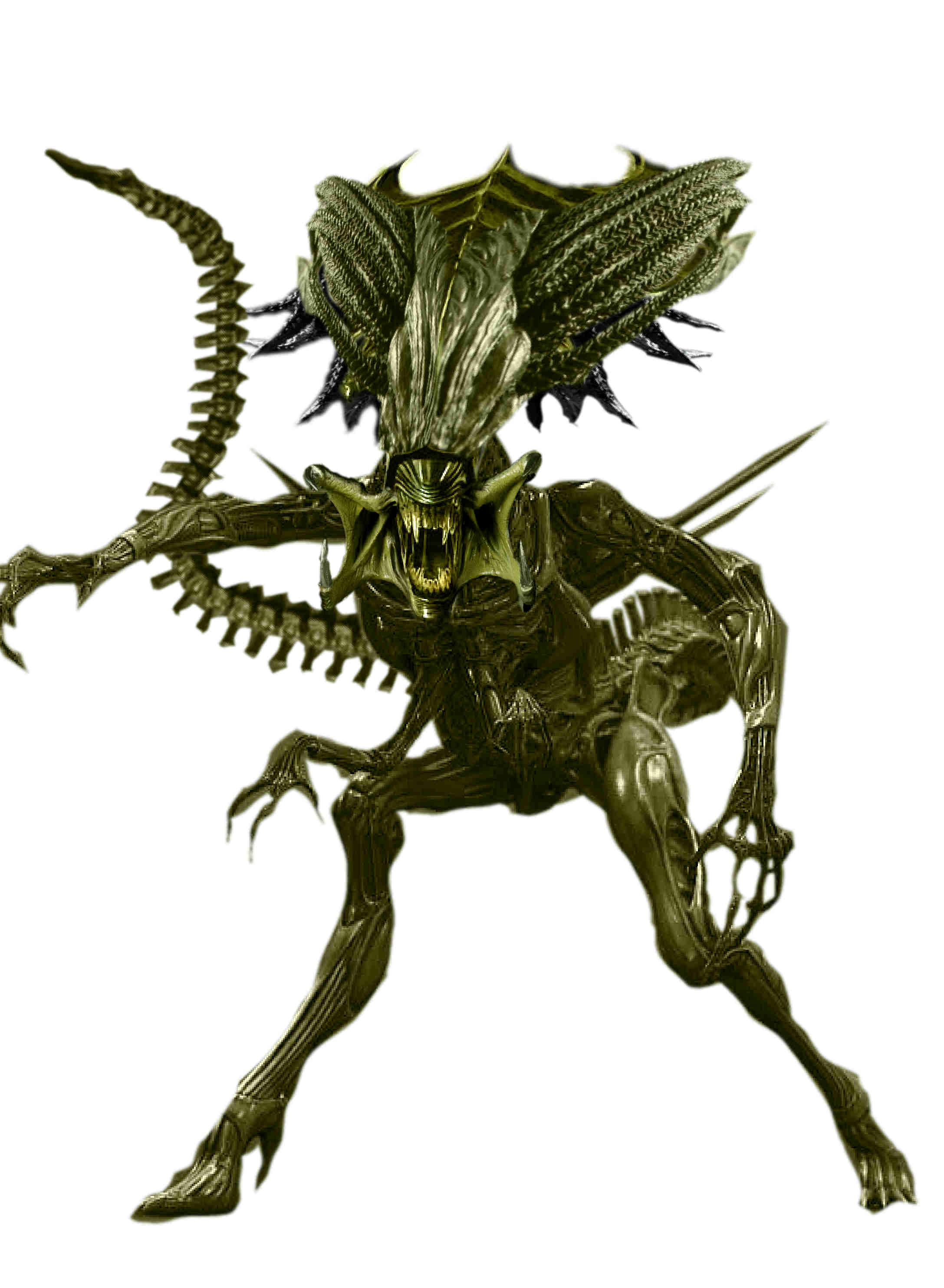 Underworld vs. Alien: Predalien vs. Werevampire - Battles ...