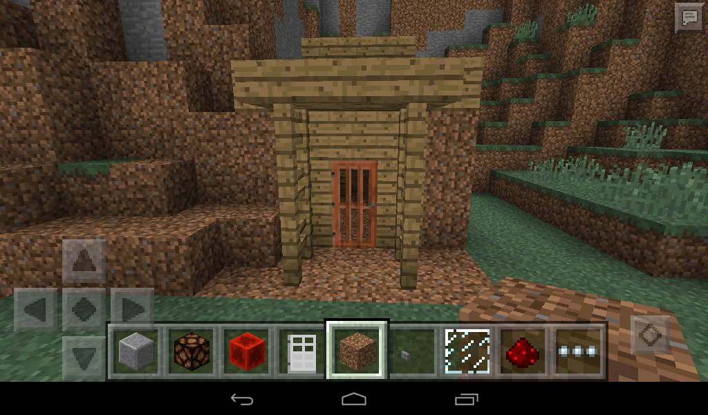 How to make dirt stop turning to grass - MCPE: Discussion ...