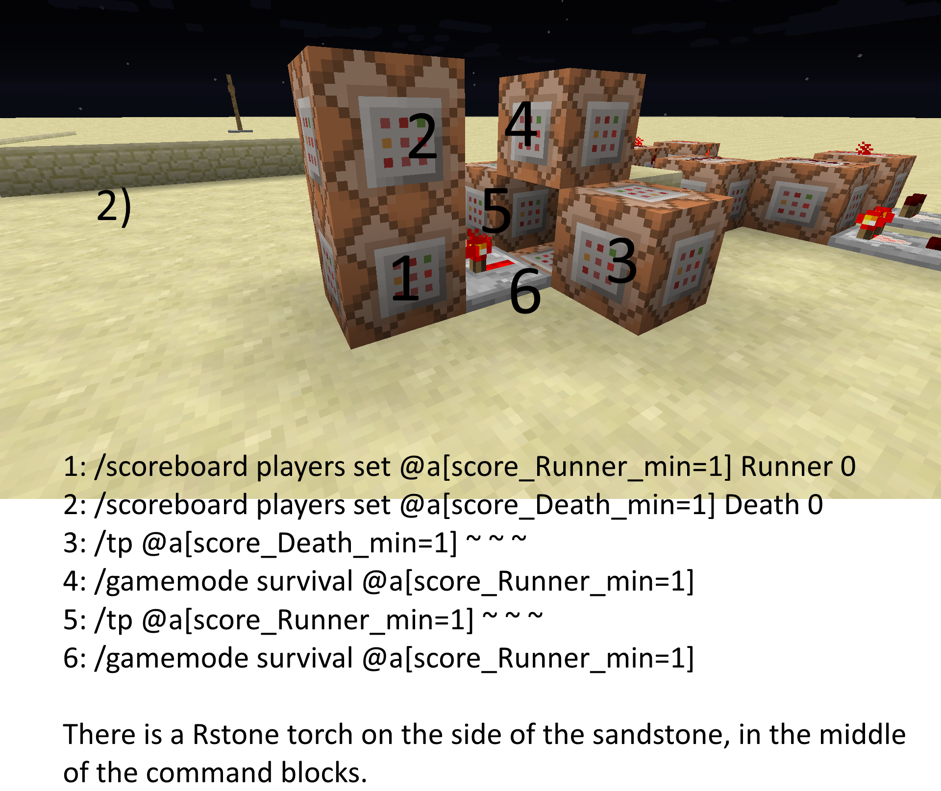 Minecraft Spielen Deutsch Minecraft Teleport Player To Location Bild - Minecraft spieler zum spawn teleportieren