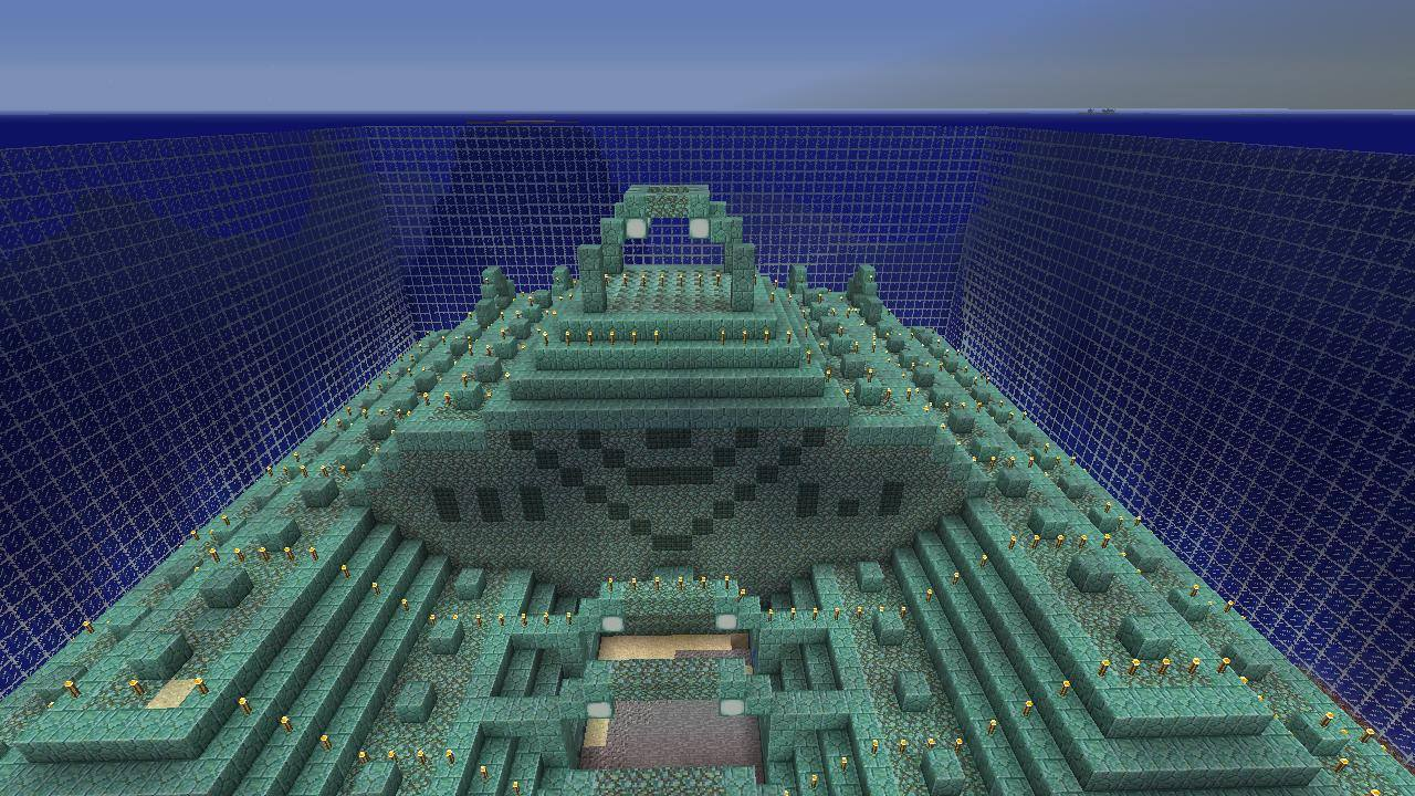 Have You Ever Seen an Underwater Temple Exposed? - News