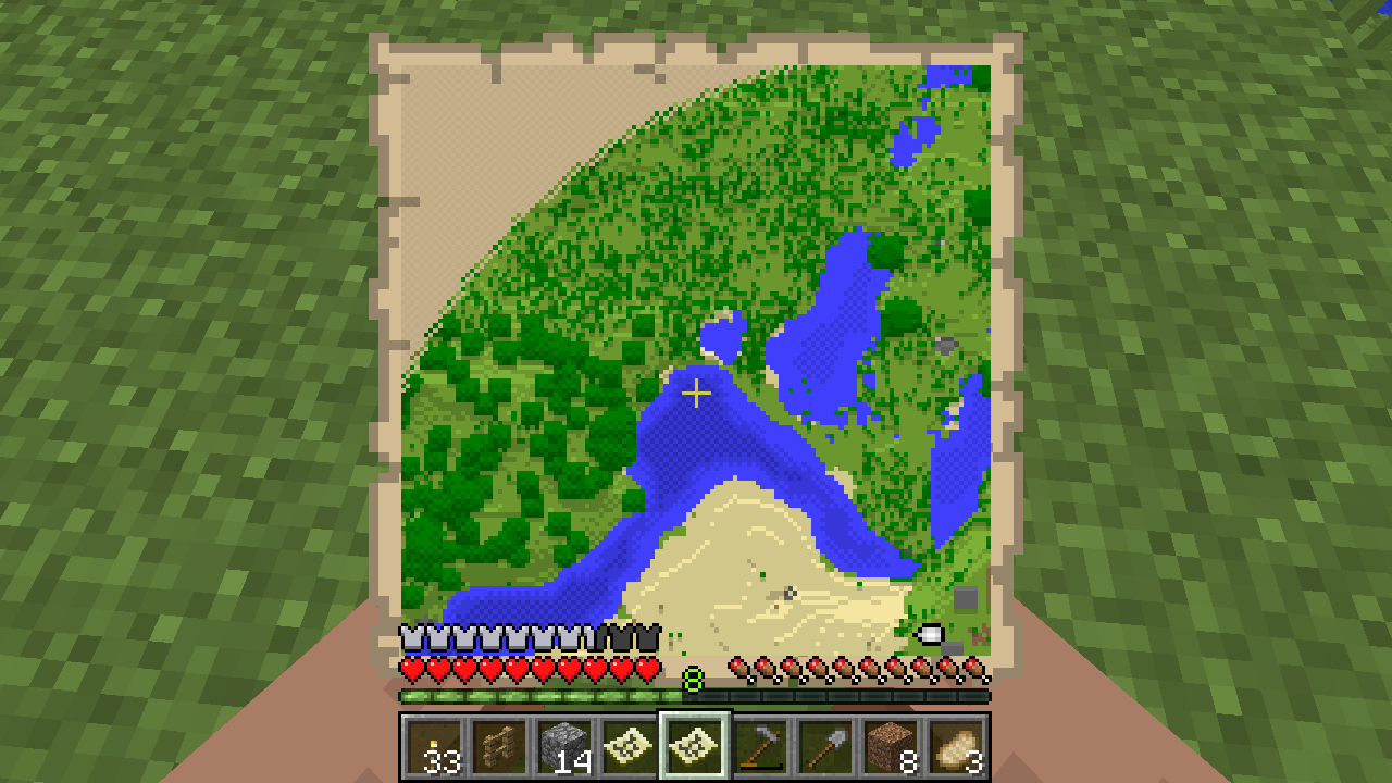 Minecraft dating map