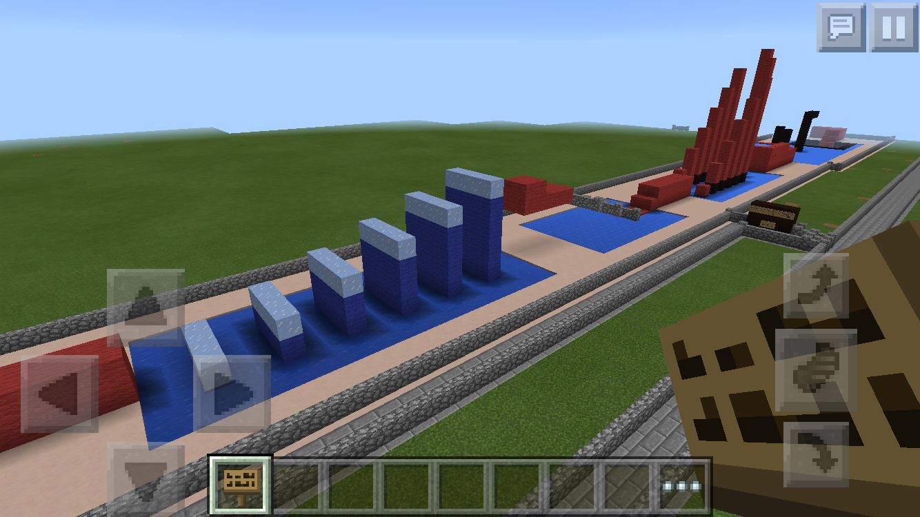 img. ninja warrior parkour map  mcpe maps  minecraft pocket edition