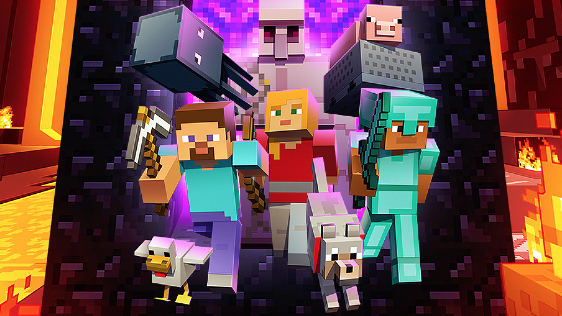 Minecraft Realms Coming To Win10/Pocket Edition Soon - News
